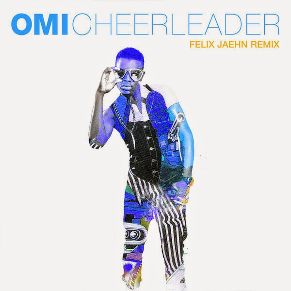 Omi - Cheerleader (Felix Jaehn Remix Radio Edit) - Single Cover