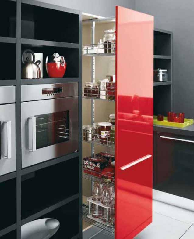 desain ruang dapur dapur rumah modern minimalis tren
