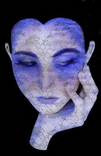 la femme bleue ( Serge Lutens )
