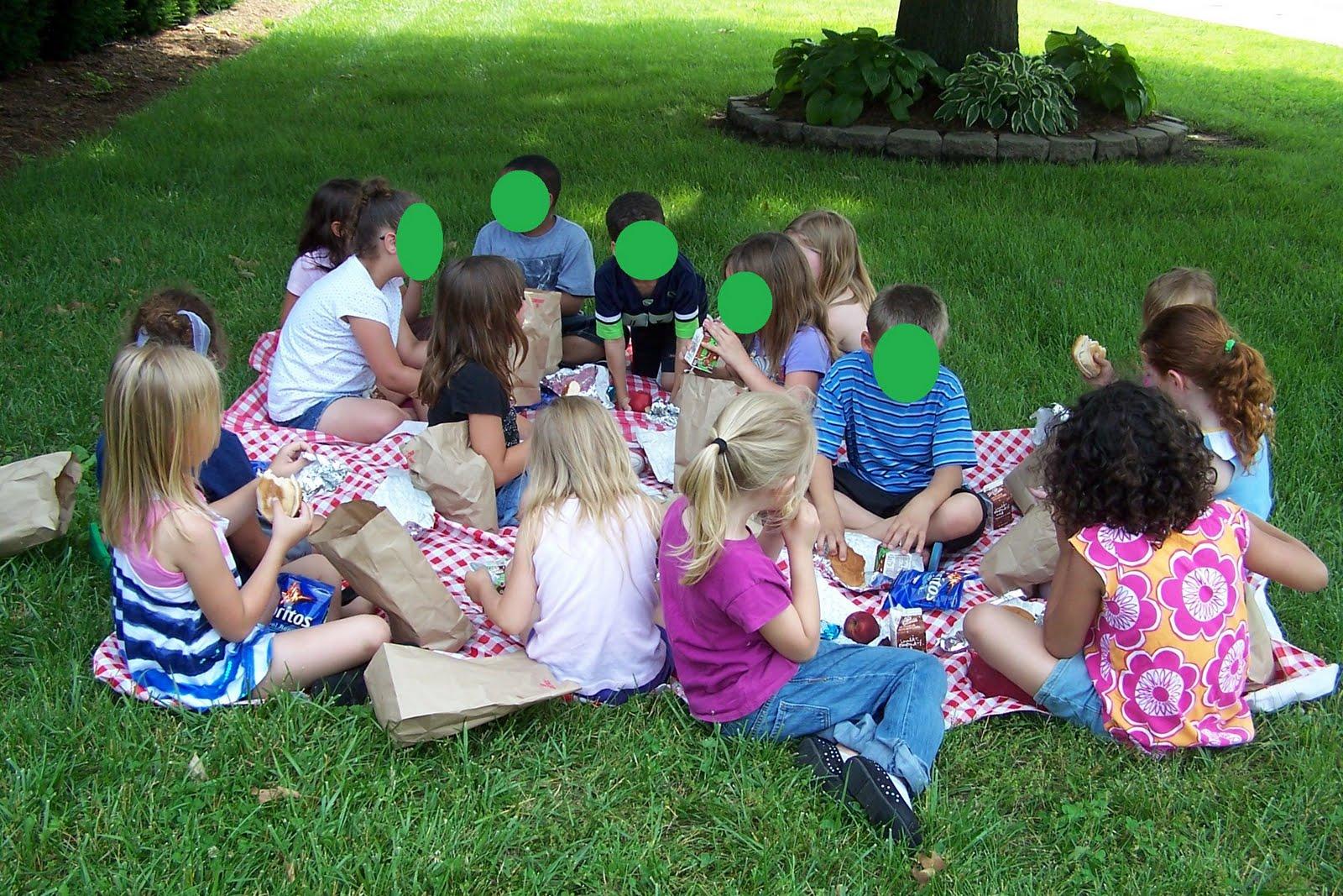 essays on picnic at seaside