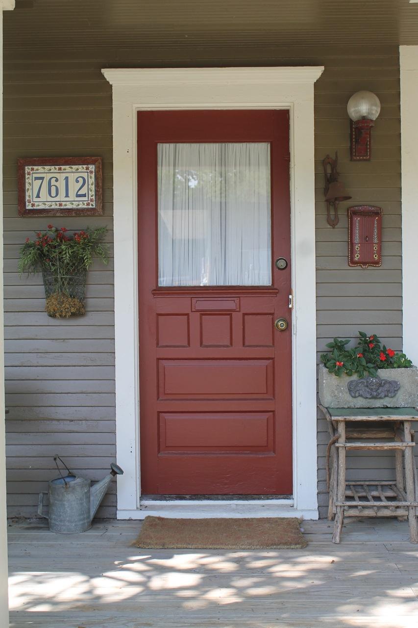 Vintage Front Doors - Viewing Gallery