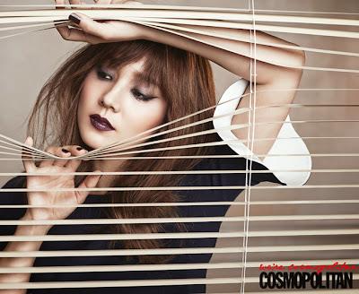 Eugene - Cosmopolitan Magazine November Issue 2013
