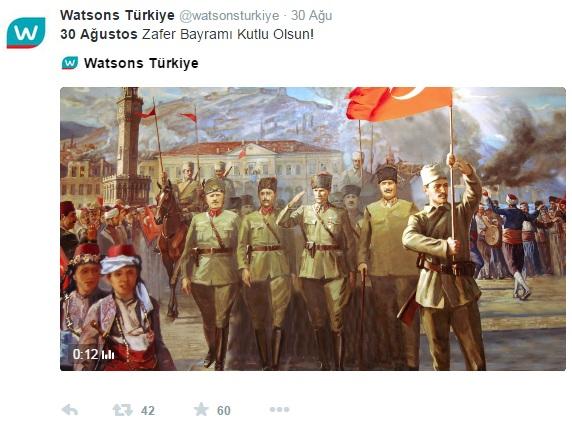 watsons-zafer-bayrami-sosyal-medya-paylasimi