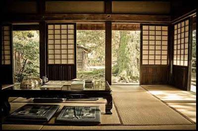 Gambar Desain Interior Rumah Jepang 04