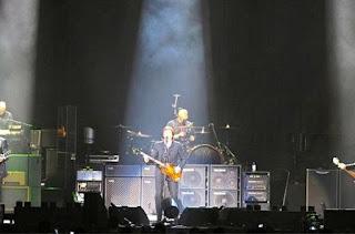 Paul McCartney fez 2º show em Edmonton