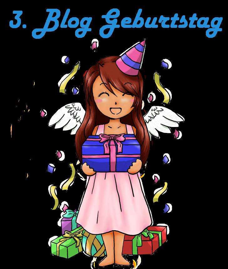 3. Blog Geburtstag