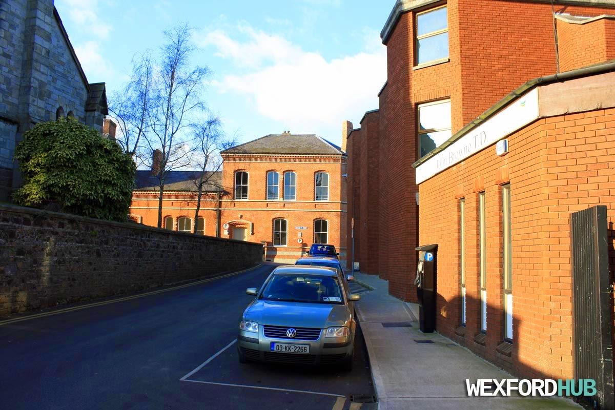Church Street, Enniscorthy