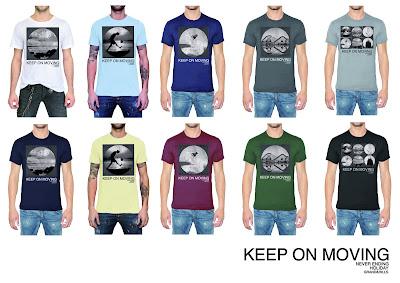 le magliette per usare l'app OVS