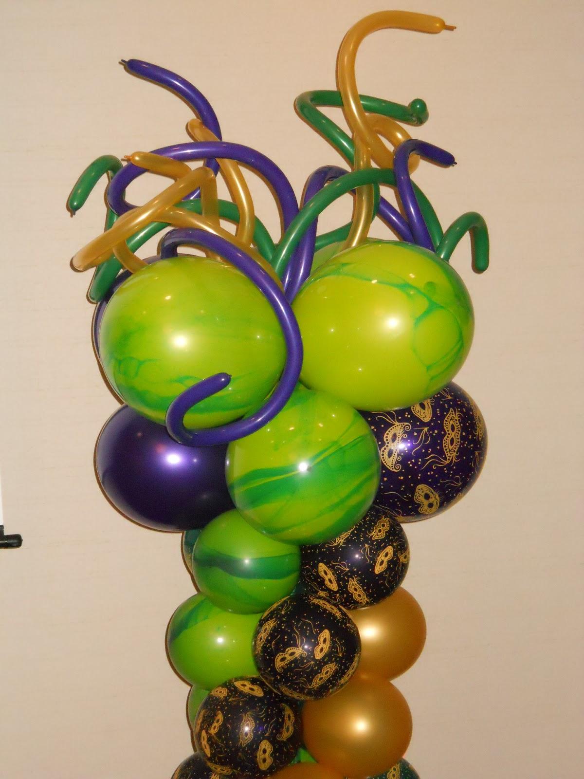 Mardi Gras Decorations Ideas