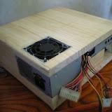 Aptiva用木のケース