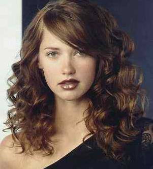 curly hair bangs ideas curly hair can be very unmanageable and ...