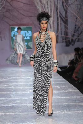 Payal Jain & Sanchita at Wills Lifestyle India Fashion Week - Autumn Winter 2012 Day 4