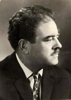 El compositor de ajedrez Gia Nadareishvili