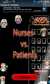 Nurses Vs patients android app