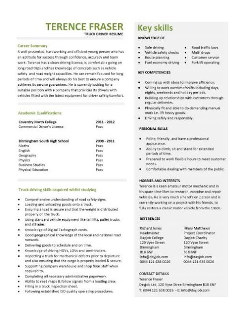 Accountant Person Resumes Templates8