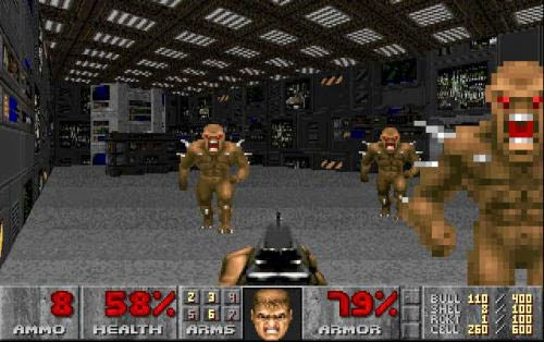Doom old school