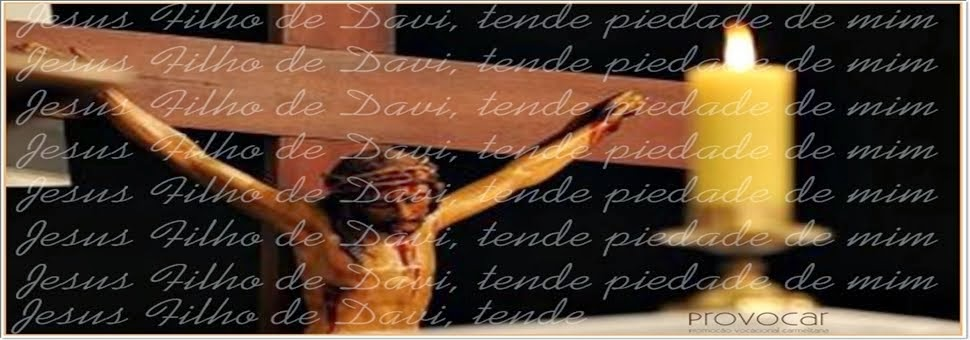 Pastoral Vocacional Carmelitana
