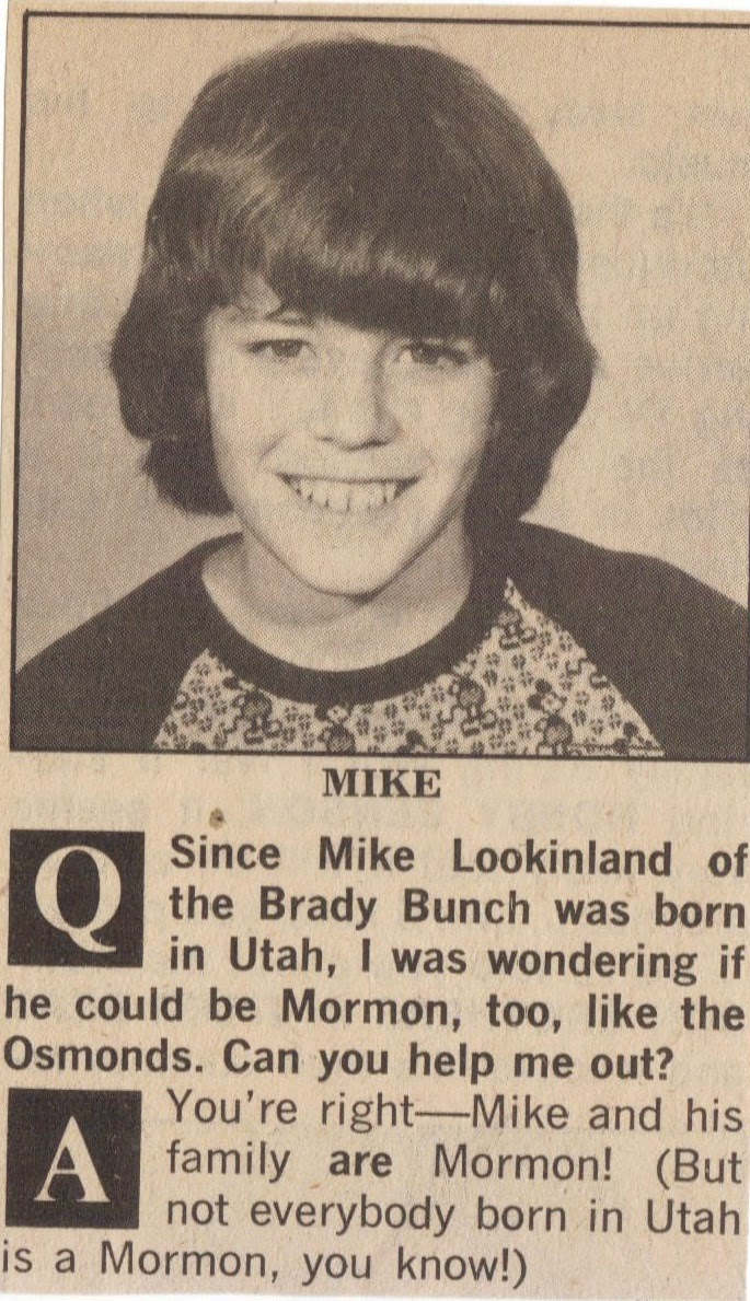 mike lookinland wife