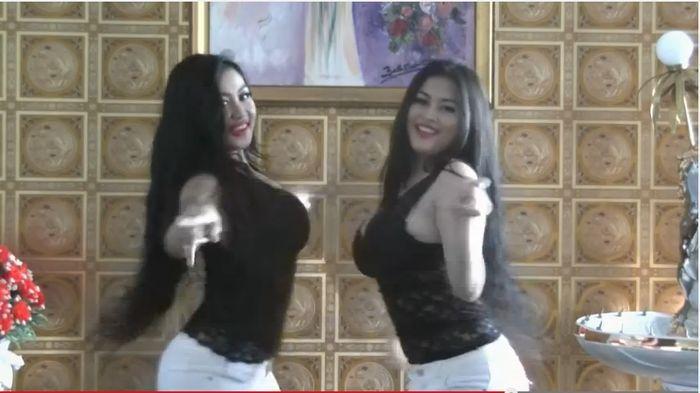 Goyang Tubles Duo Serigala