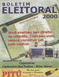 A SERVIÇO DAS ELEIÇÕES DO BRASIL