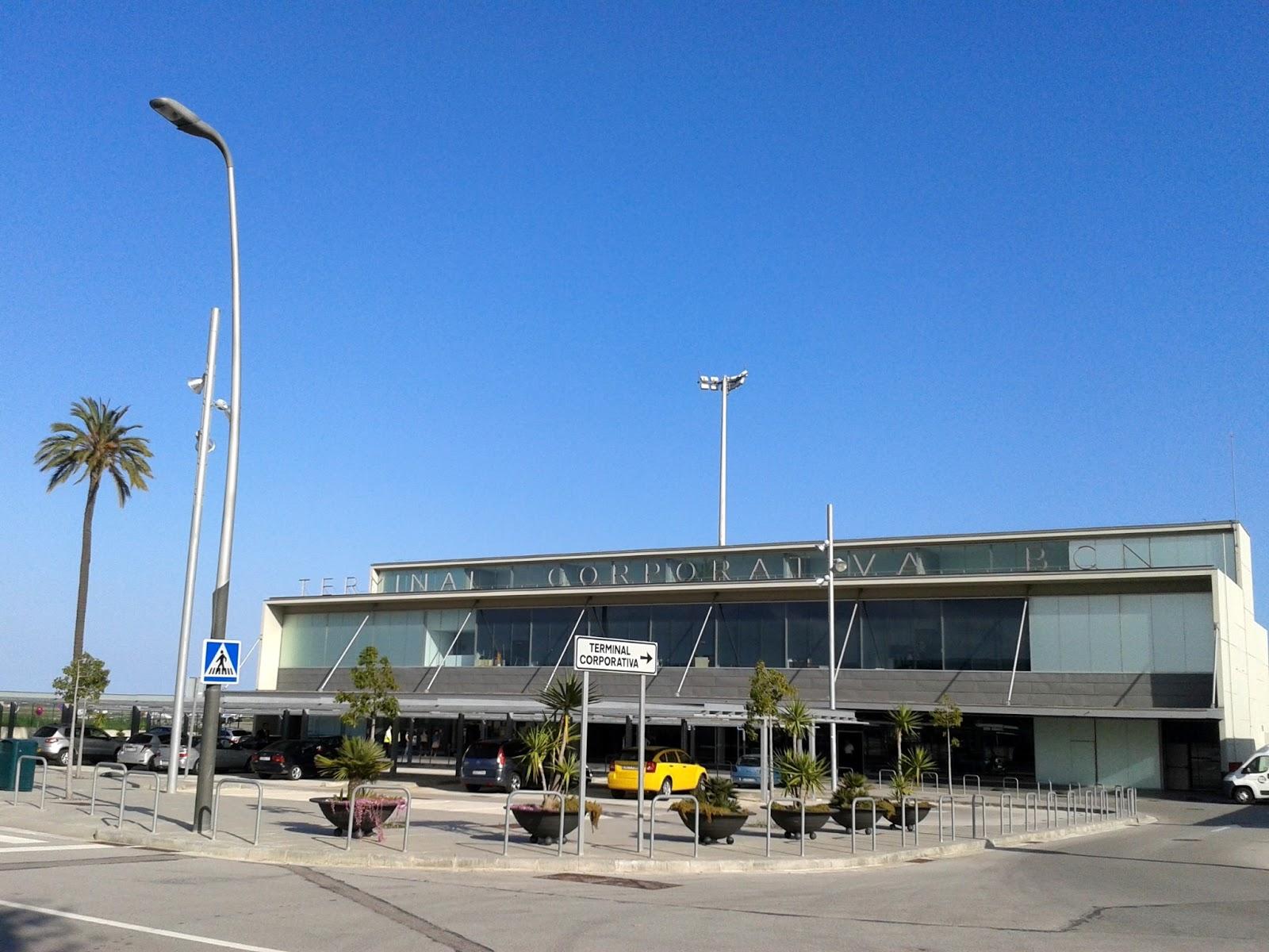 El futuro de la aviaci n ejecutiva blog de javier ortega - Terminal ejecutiva barajas ...