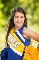 Montgomery Catholic's Cool, Tadlock and Weber Named All-American Cheerleaders 2