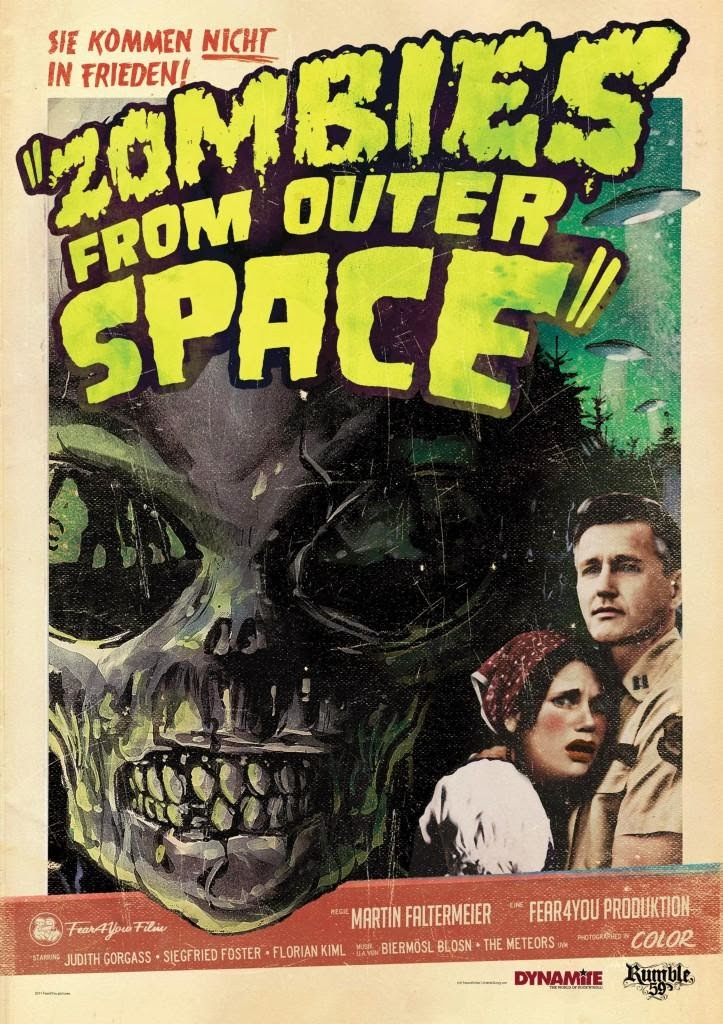 Zombies From Outer Space (V.O.S) (2012)