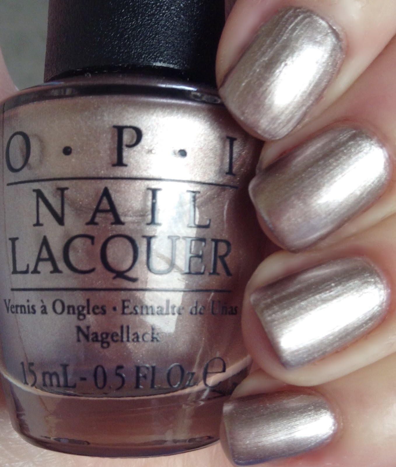 Don's Nail OBSESSION!: OPI STARLIGHT COLLECTION