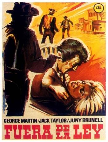 El cine del oeste fuera de la ley 1964 for Fuera de la ley