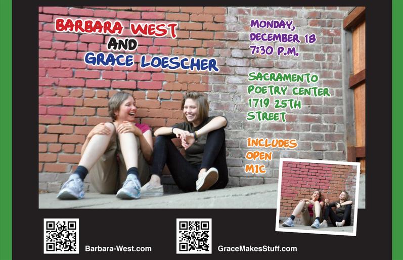 WEST & LOESCHER at SPC Mon. (12/18)