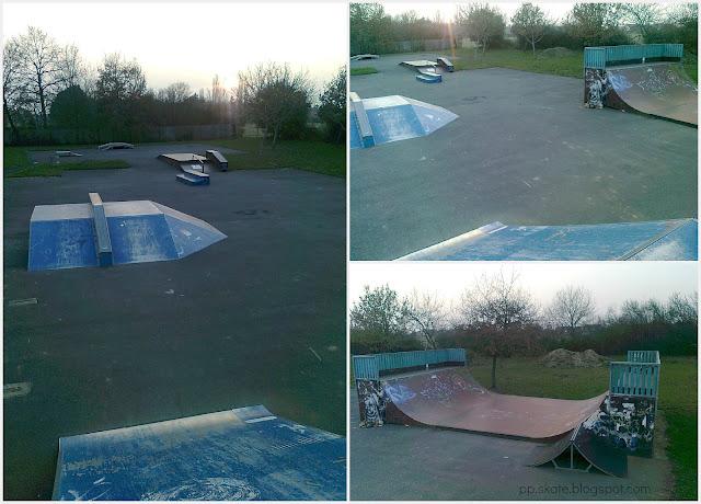 skatepark saint avertin bellerie st