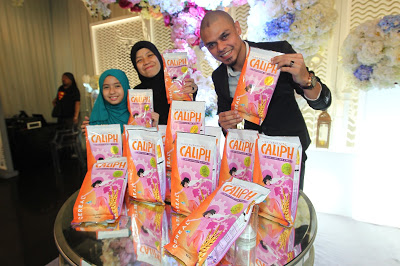 Majlis Pelancaran Produk Caliph Cereal For Eyes