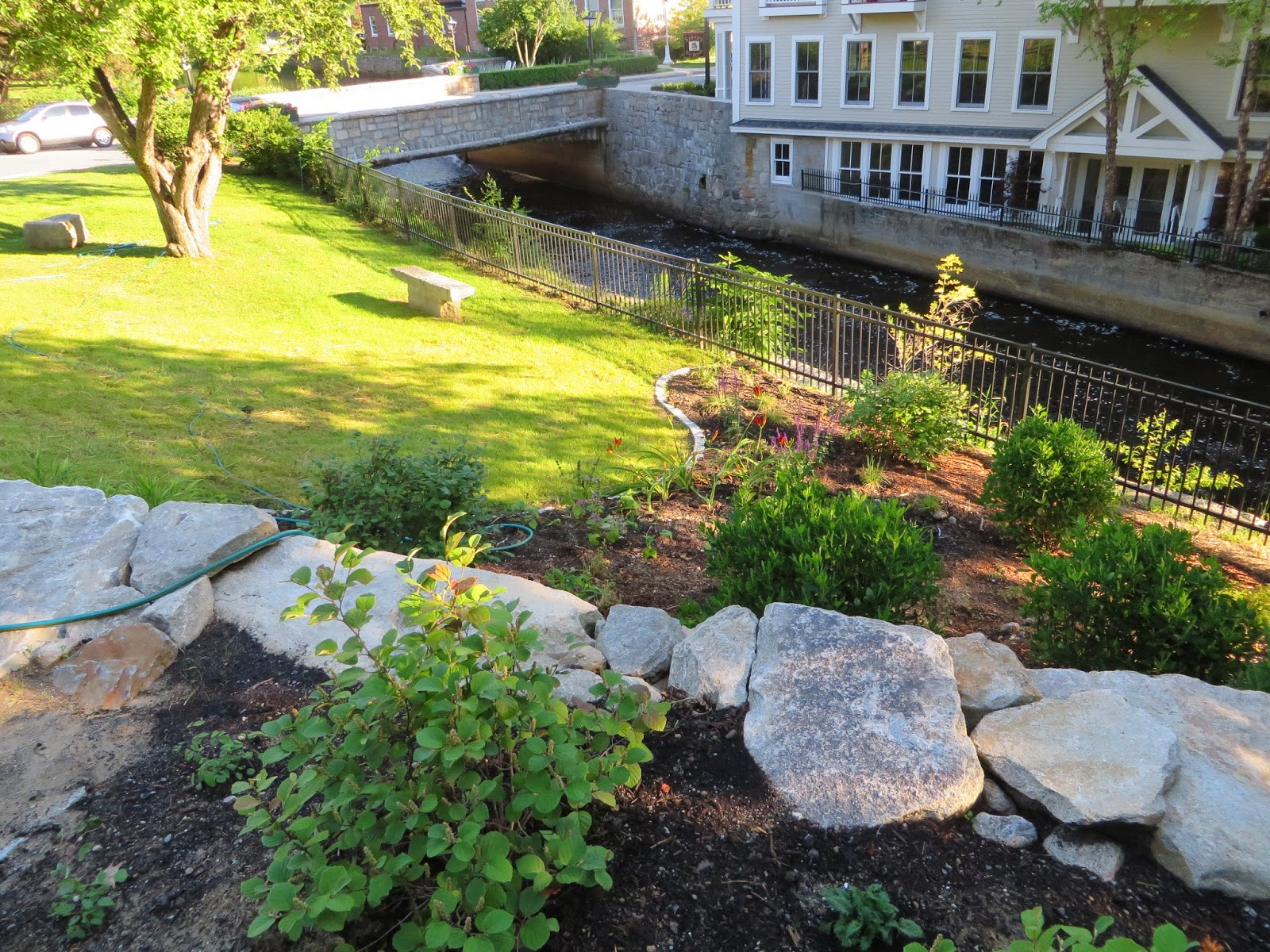 Boccelli garden the completion of a public private for 30 banks terrace swampscott ma