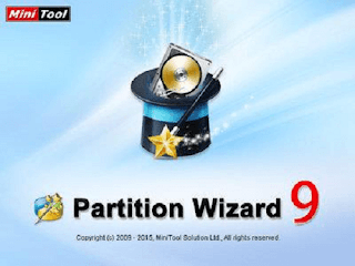 Minitool Partition Wizard Professional 9.1