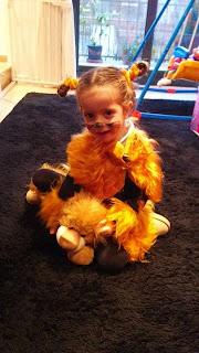 El lleó no em fa por...pam i pipa pam i pipa...