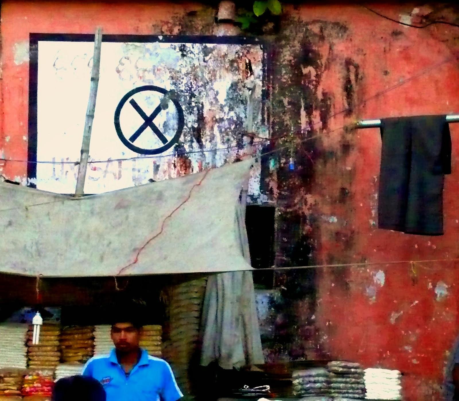 Mercado en Puri