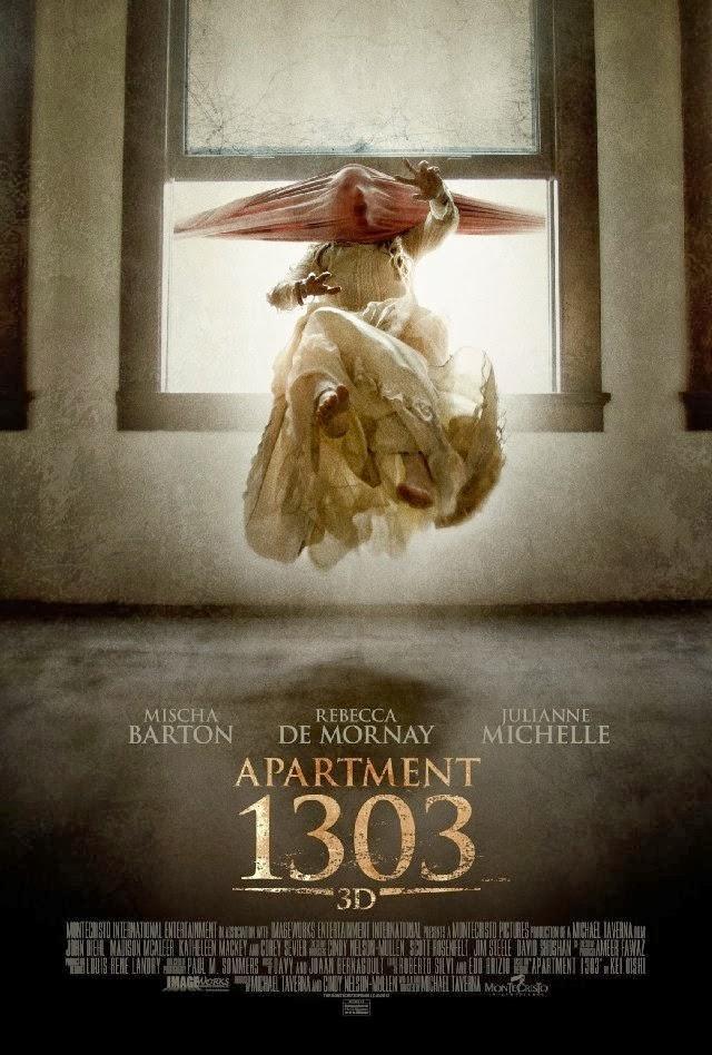 La película Apartment 1303 3D