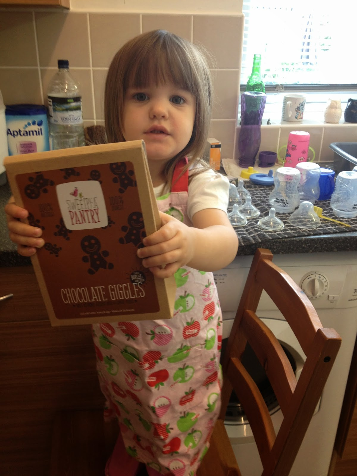 Review: Sweetpea Pantry Chocolate Giggles