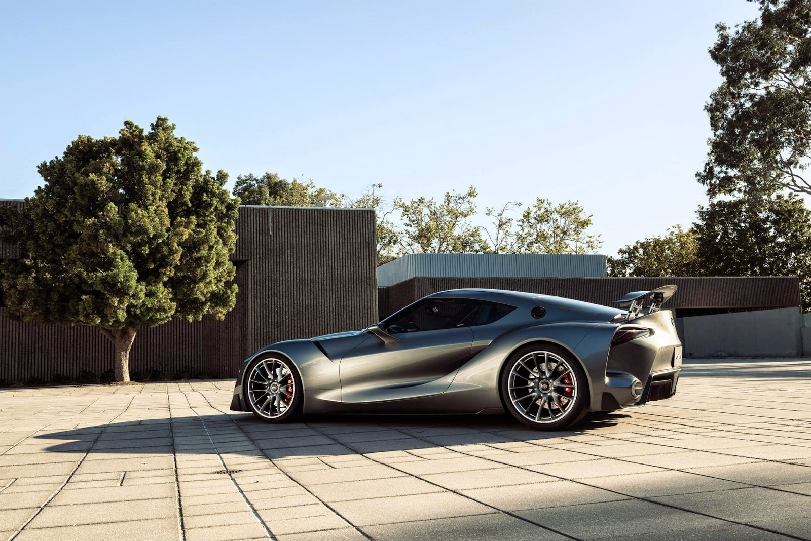 toyota ft1 quotomgquot toyota ft1 silver