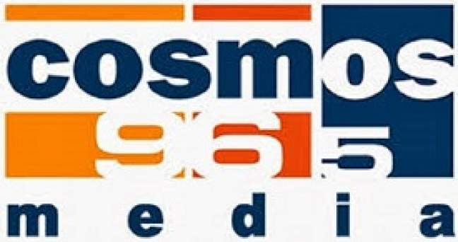 LIVE  COSMOS 96.5 FM