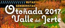Rutas Senderistas OTOÑADA 2017