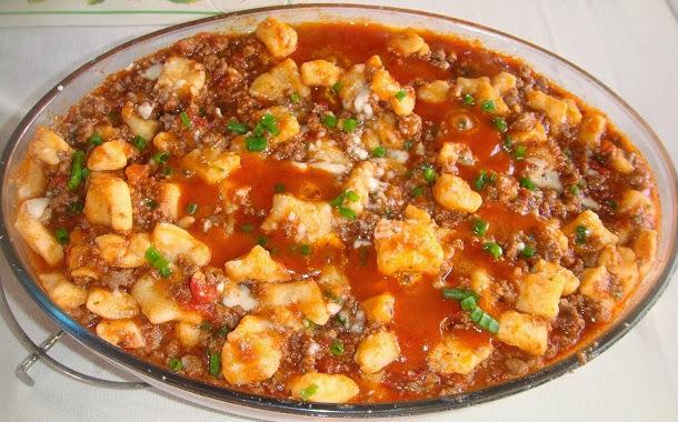 Aprenda a fazer gnocchi de batata