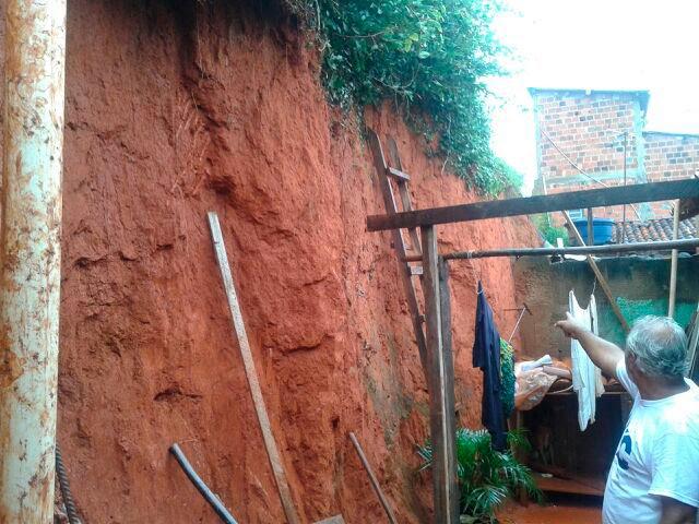 Chuva deixa 23 famílias desabrigadas em Ipiaú e prefeito decreta situação de emergência (Foto: Divulgação)