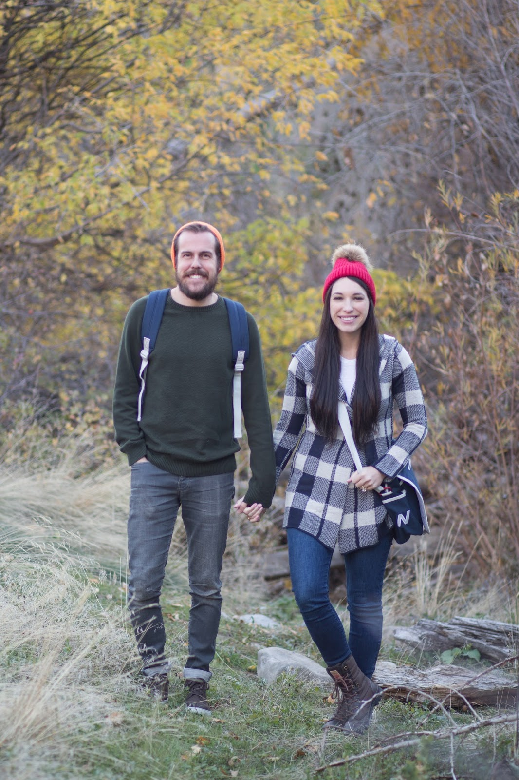 Couples Style Blog- Fall Fashion