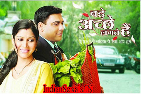 Watch Bade Acche Lagte Hai 9th January 2014 Episode