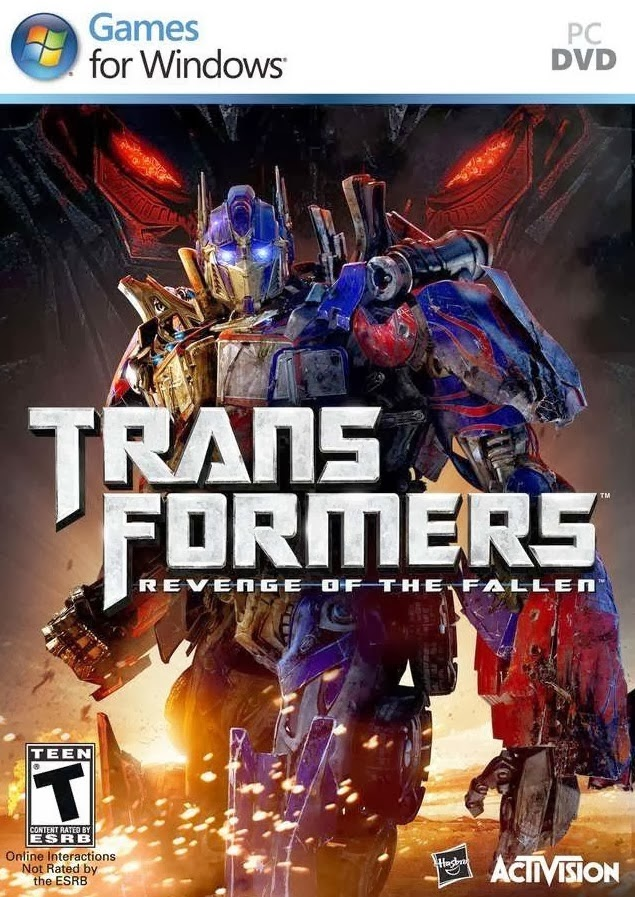 transformers the game pc  free