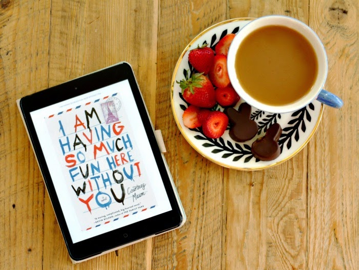 book review  - I Am Having So Much Fun Here Without You