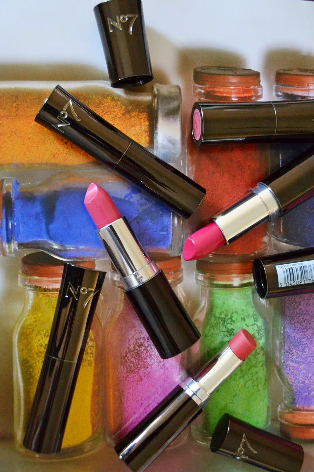 No7 Match Made Lipstick Service Review - Aspiring Londoner