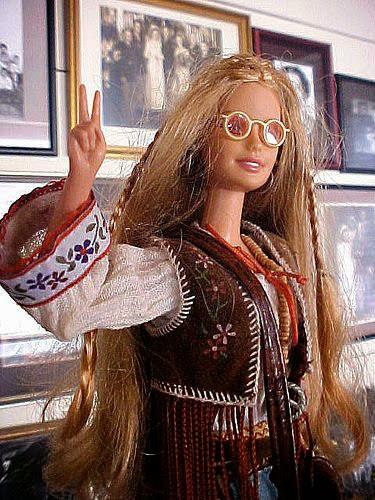 Woodstock barbie