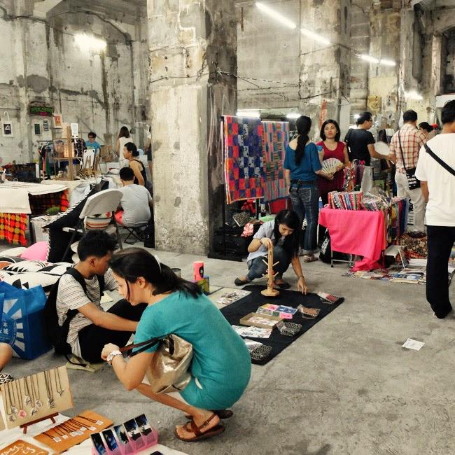 Escolta saturday market